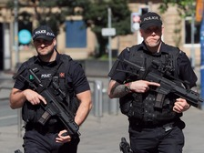 Armed police to be visible on streets of towns and cities