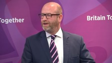 Ukip launch General Election manifesto