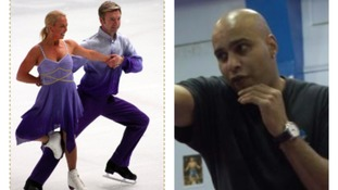 Torvill & Dean head home to Nottingham to support boxer
