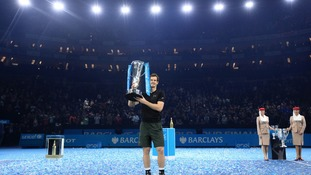 London will host the ATP World Tour Finals until 2020