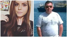 Tributes paid to Courtney Boyle and Philip Tron