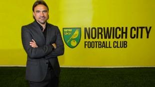 Daniel Farke is Norwich City's new head coach.