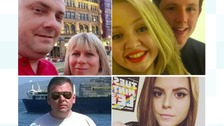 Manchester Arena attack: six from region killed in terror bomb blast