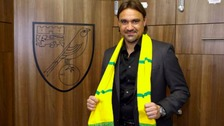 Daniel Farke, new head coach for Norwich City.