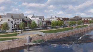 Whitesands flood protection and regeneration scheme