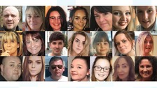 The victims of the Manchester terror attack