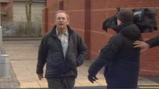 Fred Talbot found guilty of sex offences