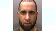 "Birmingham Crown Court was told Zahid Hussain was ""bedroom radicalised"""