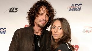 'I'm sorry you were alone': Chris Cornell's wife writes open letter to late Soundgarden singer