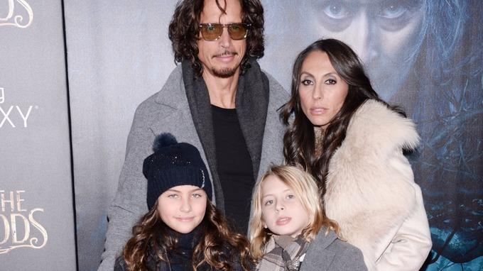 Chris Cornell Soundgarden Wife