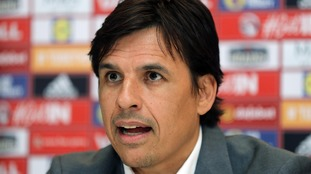 Wales boss Coleman plays down Crystal Palace link