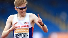 Race walker hoping to go for glory at London 2017