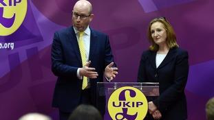 Ukip's noisy General Election manifesto launch