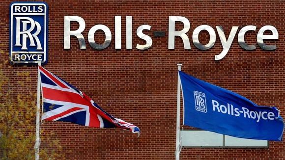 Rolls-Royce calls in the fraud squad - ITV News