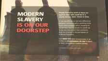 Modern slavery event held in Carlisle
