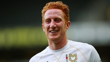 Dean Lewington has committed his future to MK Dons.