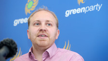 Green leader Steven Agnew called for a second Brexit referendum.
