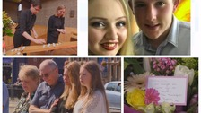 South Shields remembers teenage sweethearts killed