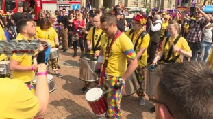 Minute's silence to be held at Birmingham Pride