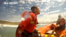 Lifeguards to start patrolling beach where seven drowned