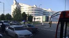 BREAKING NEWS: Reports of ongoing incident at Birmingham's QE Hospital
