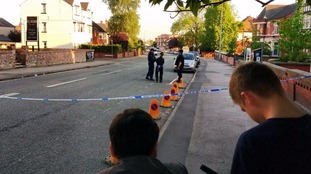 Bomb squad sent to home over 'suspicious' items after attack