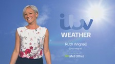 Wales Weather: Hotter again!