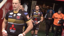 Salford Red Devils help terror attack victims