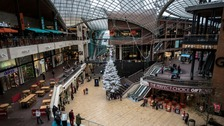 Cabot Circus evacuation 'posed no risk to the public'