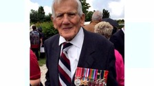 People urged to go to funeral of war hero