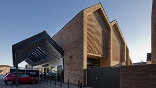 M&S food hall, Northallerton
