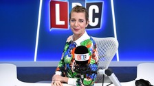 Katie Hopkins to leave job at LBC 'immediately'