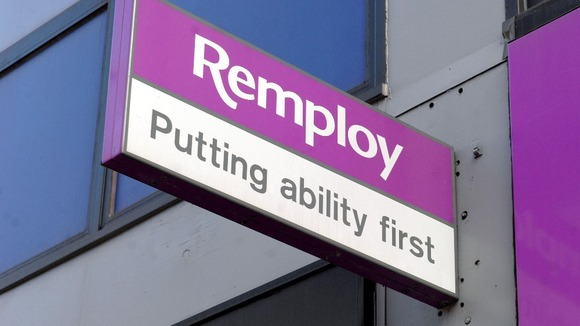 Remploy office in Nottingham