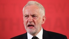 Corbyn branded 'crass' for linking terror at home to wars abroad