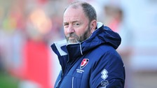 Gary Johnson signs new two-year contract at Cheltenham