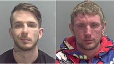 Pair jailed after jewellery raid