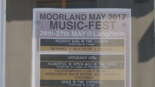 Moorland May Music Festival