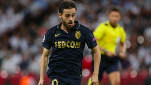 Man City confirm signing of Monaco star Silva