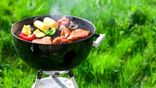 Practice good fire safety when enjoying a BBQ this Bank Holiday weekend.