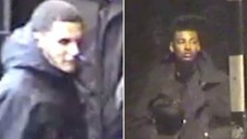 Three men wanted in connection with brawl outside pub