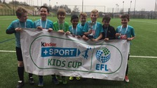 Local children have dream come true to play at Wembley