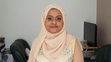 Mum-of-three Shamshad Akhtar says she will be changing the types of food she eats during Ramadan.