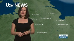 East Midlands Weather: Dry, warm and muggy
