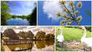 Your sunshine weather pictures across the Midlands