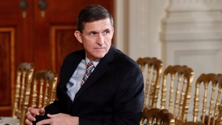 Flynn resigned after it emerged he had lied.