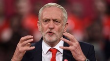 Corbyn vows 'football for the many not the few'