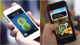 EE and Vodafone both achieved the lowest scores for customer satisfaction