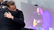 Stars pay respects at Chris Cornell funeral