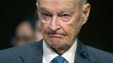 Zbigniew Brzezinski dies aged 89