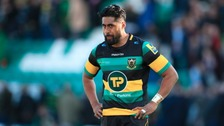 Northampton Saints secure place in the Champions Cup